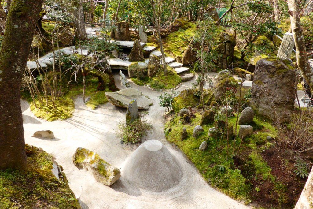 Hosen-in, Horaku-en (Garden)