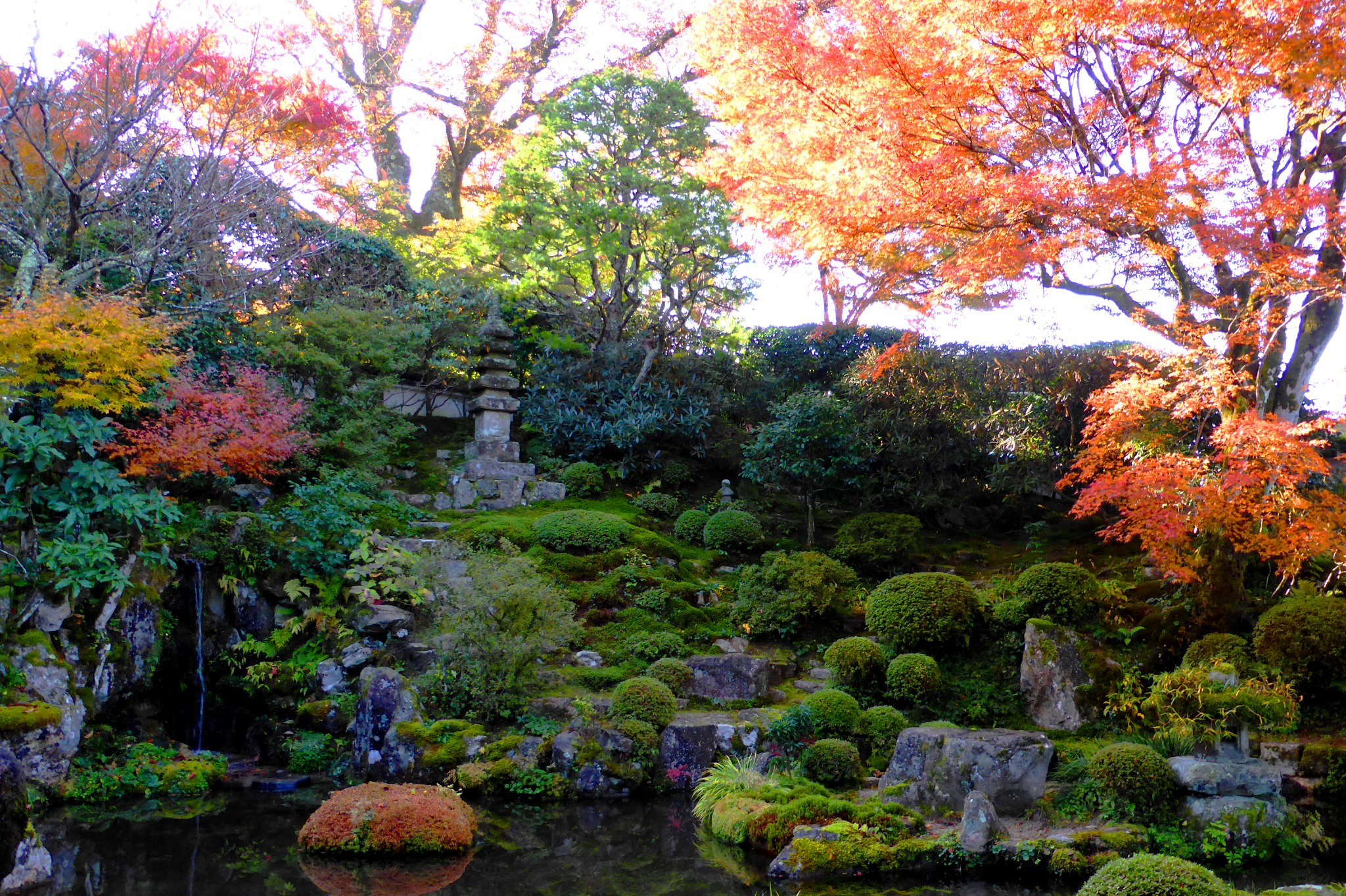 Jikko-in, Keishin-en (Garden)