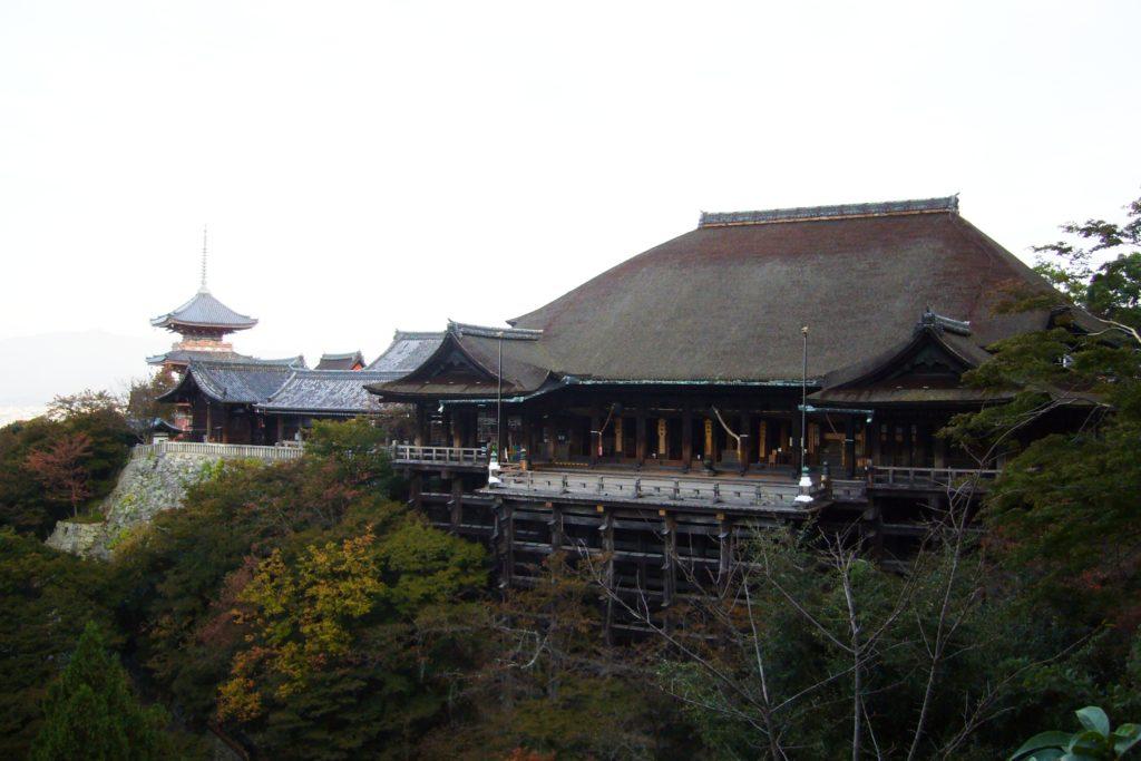 Kiyomizu-dera, Hondo (Main Hall)