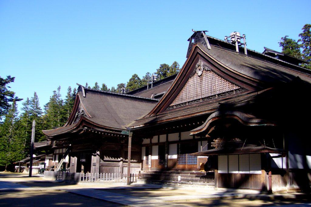 Kongobu-ji, Shuden (Main Hall)