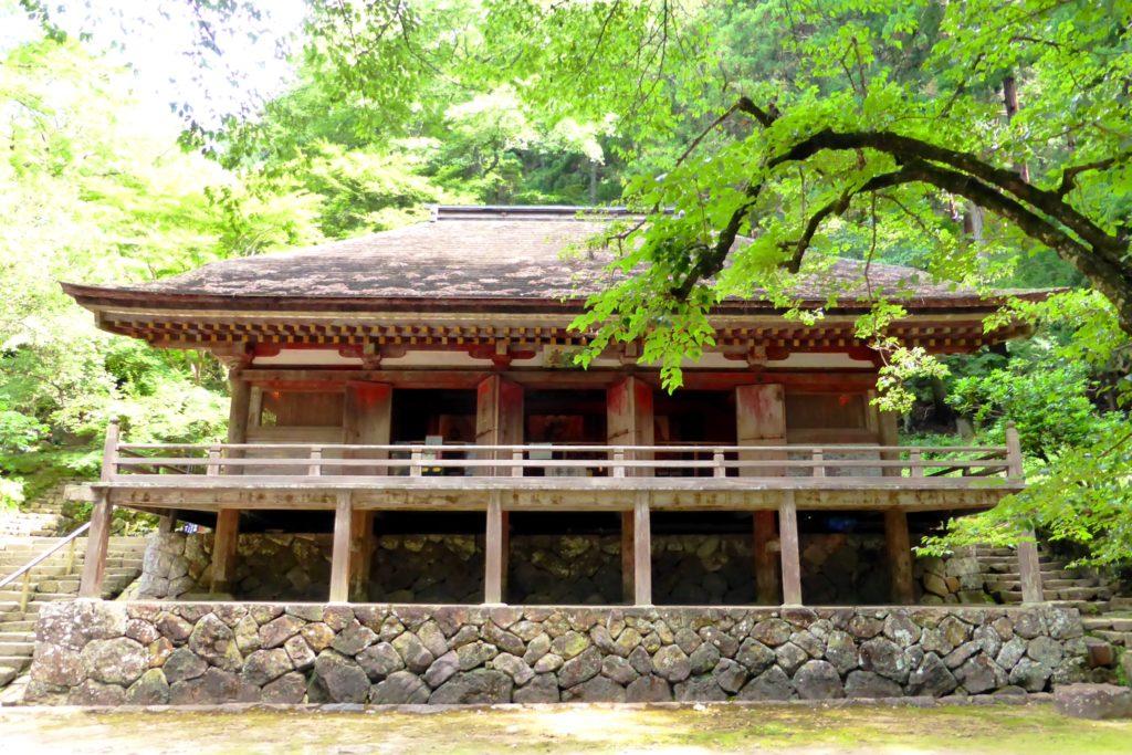 Muro-ji, Kondo (Main Hall)