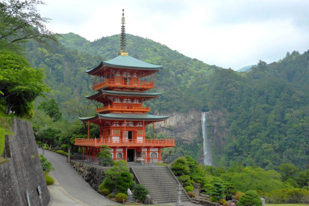 Seiganto-ji, Sanju-no-to (Three-storied Pagoda)