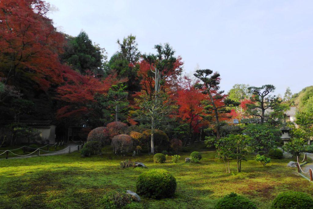 Sokushu-in, Garden