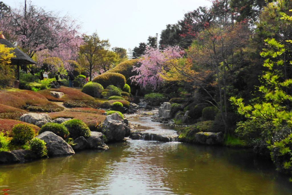 Taizo-in, Yoko-en (Garden)
