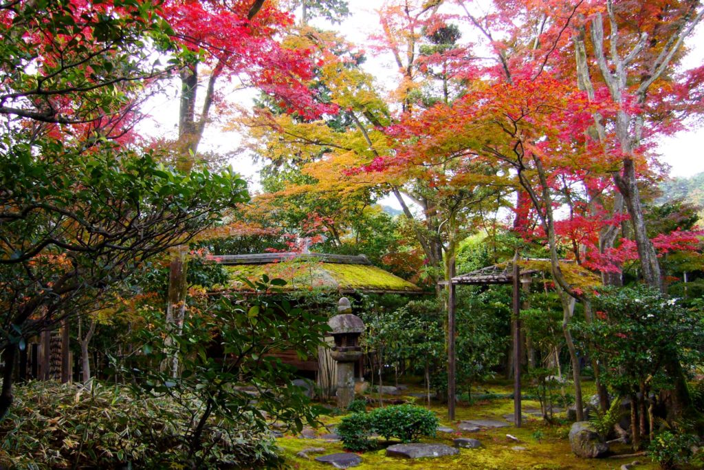 Daiho-in, Garden