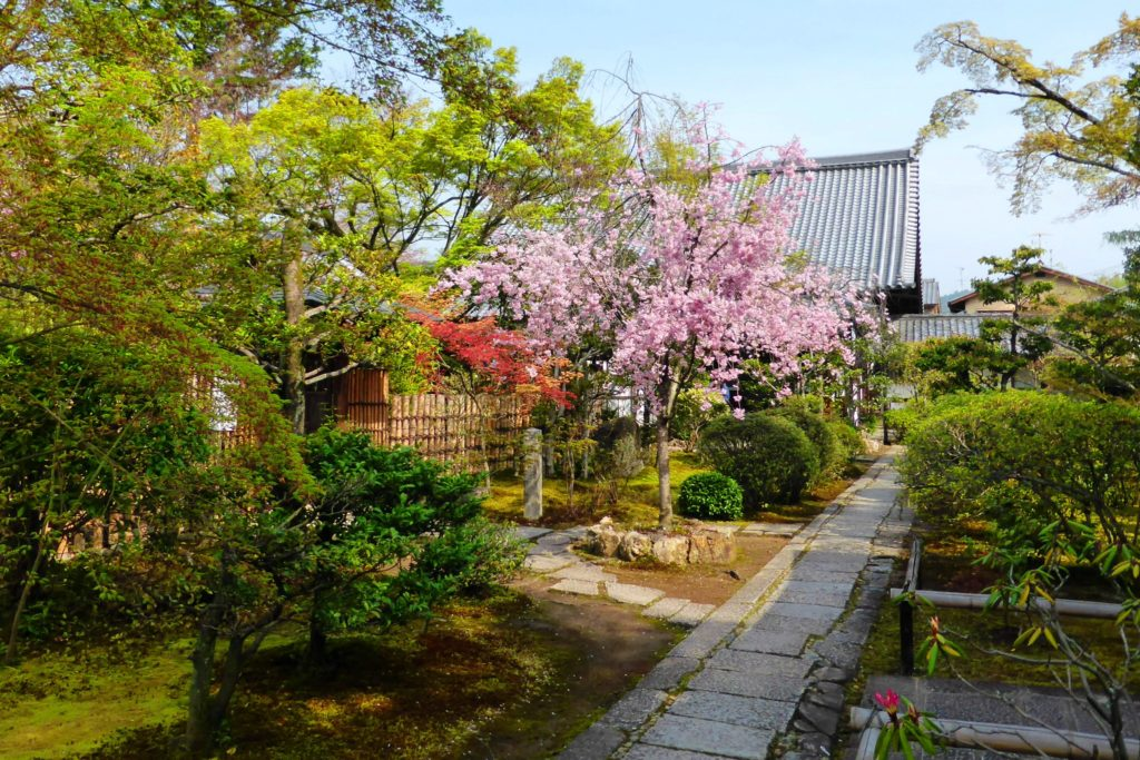 Daiho-in, Precincts