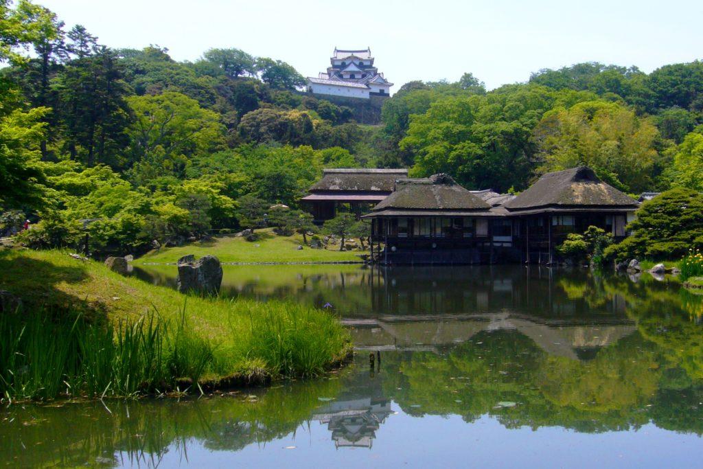 Hikone Castle, Tenshu (Keep)