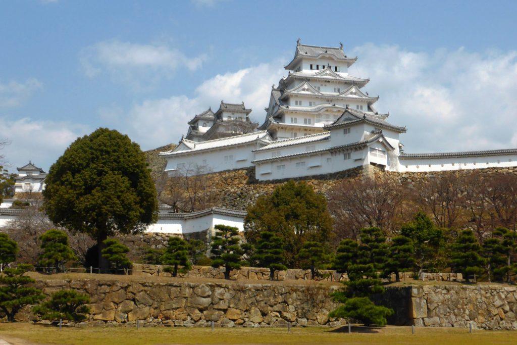 Himeji Castle, Tenshu (Keep)