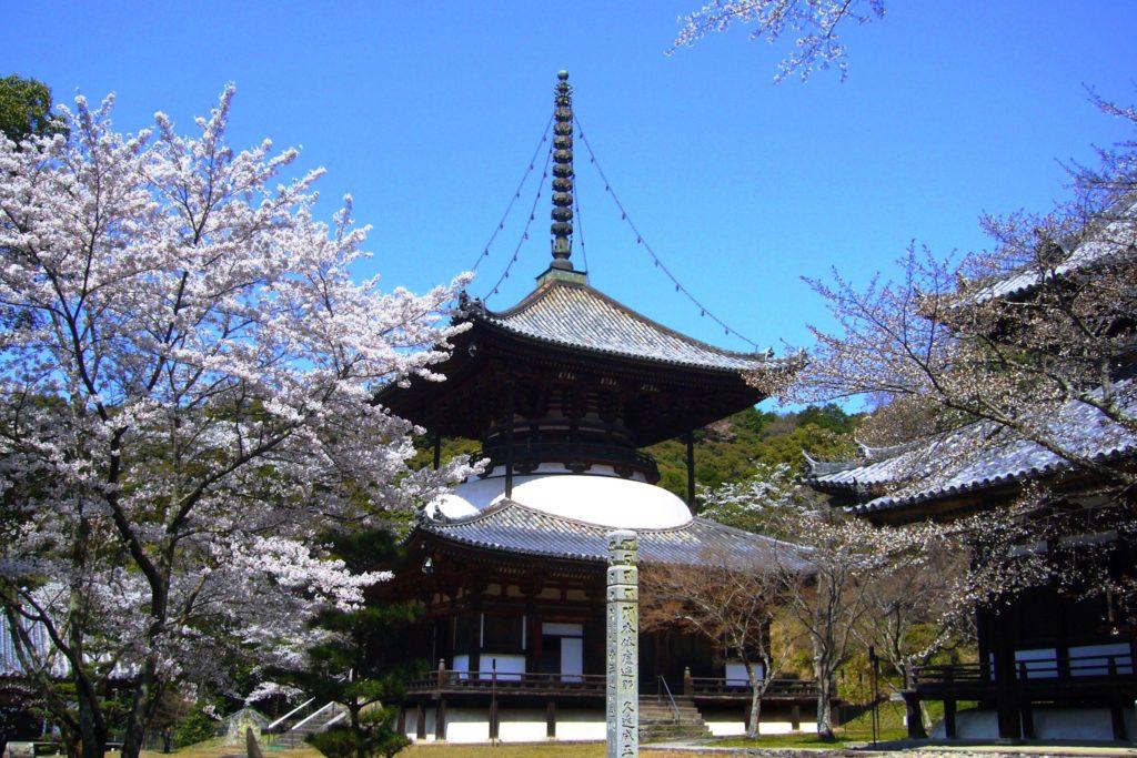 Negoro-ji, Daito (Pagoda)
