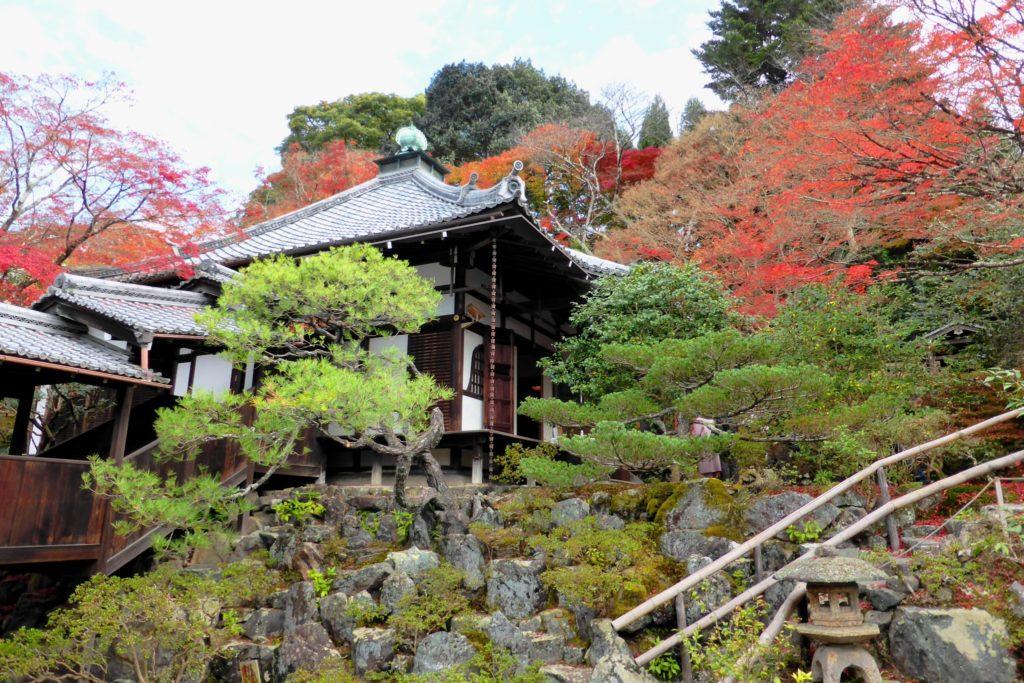 Reikan-ji, Precincts