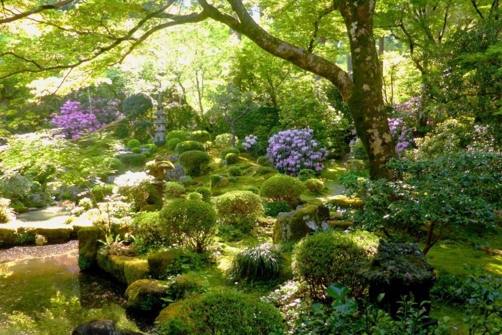 Sanzen-in, Shuheki-en (Garden)