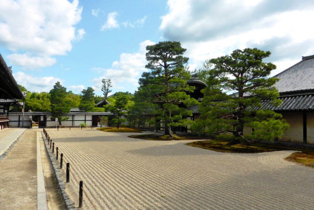 Tenryu-ji, Garden