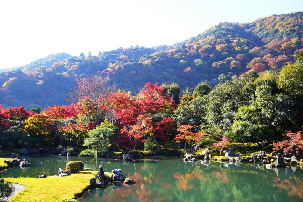Tenryu-ji, Sogenchi Teien (Garden)