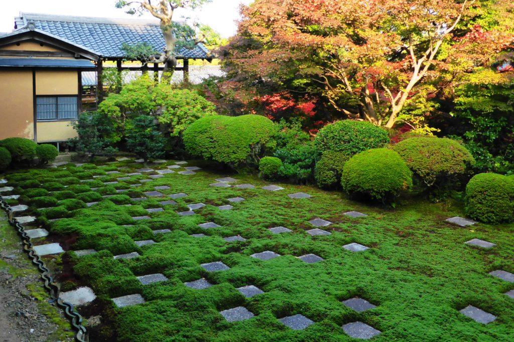 Tofuku-ji, Northern Garden