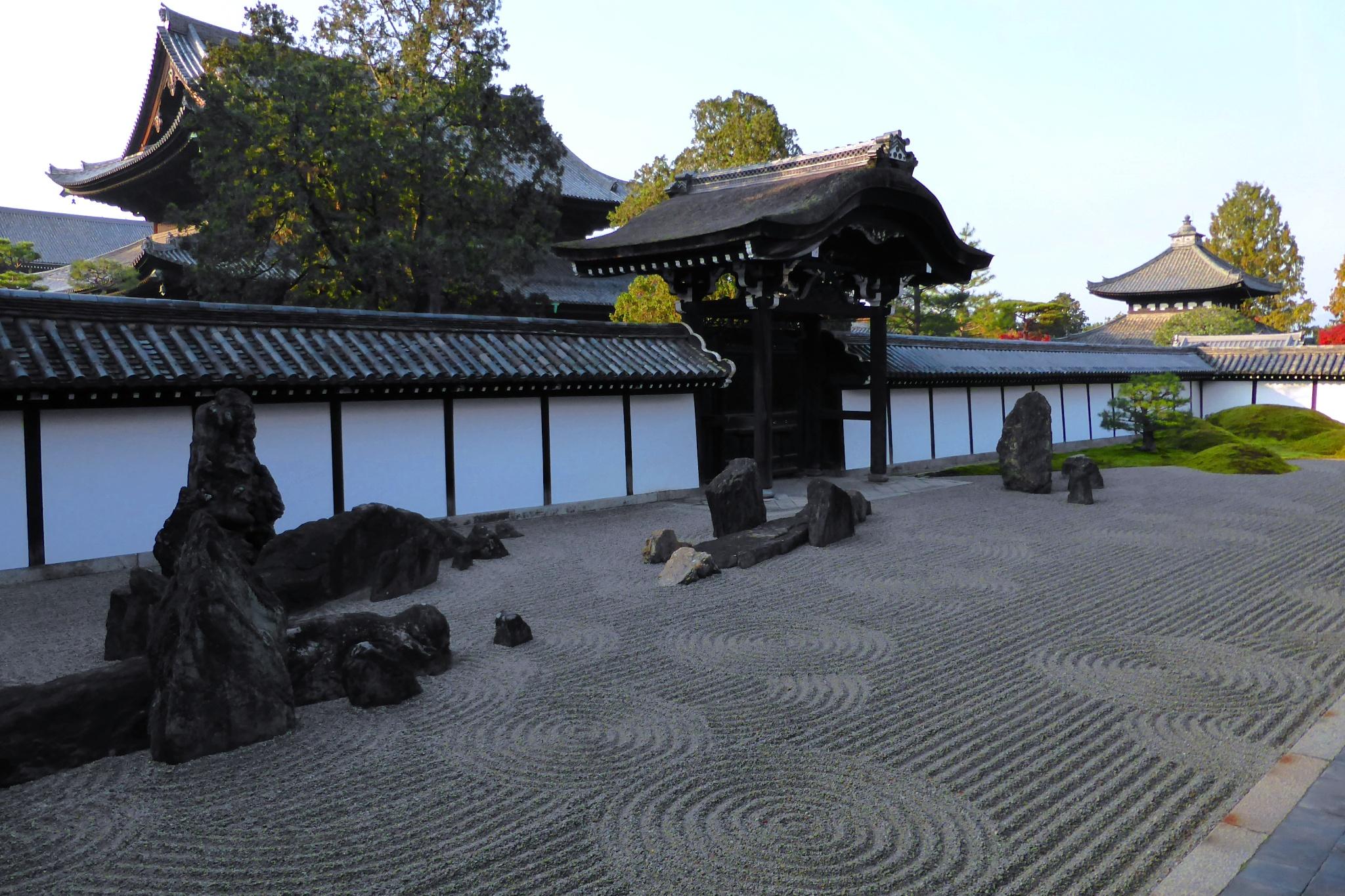 Tofuku-ji, Southern Garden
