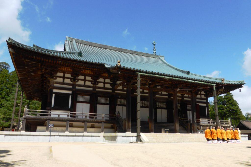 Kongobu-ji, Kondo (Main Hall)