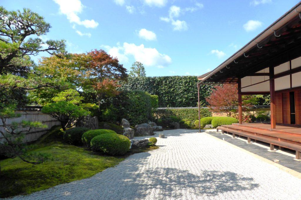 Korin-in, Hojo Teien (Garden)