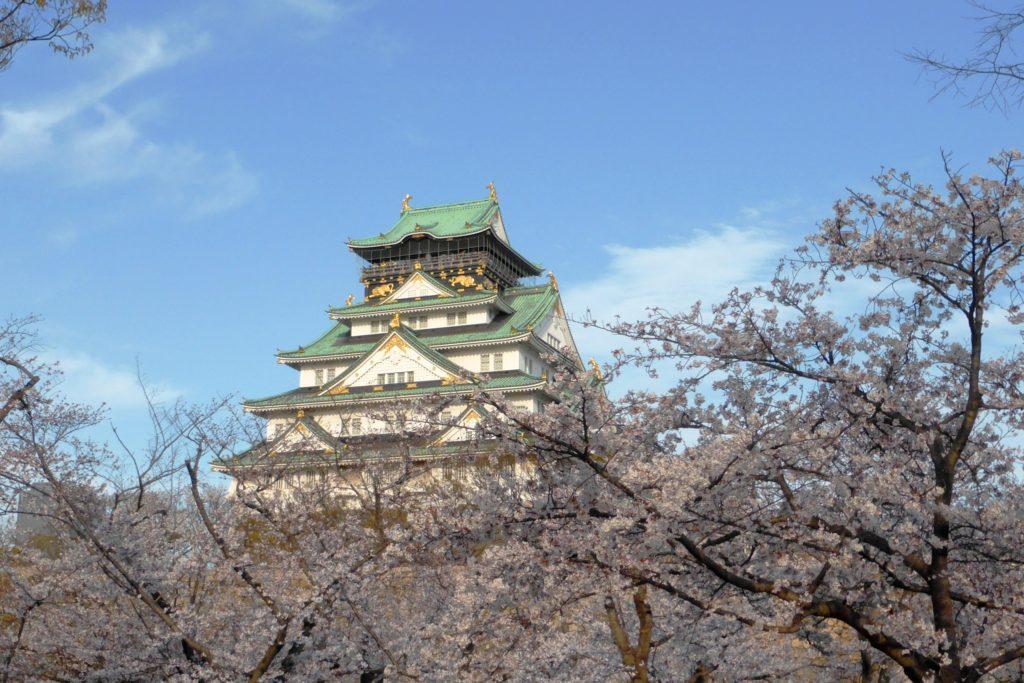 Osaka Castle, Tenshu (Keep)