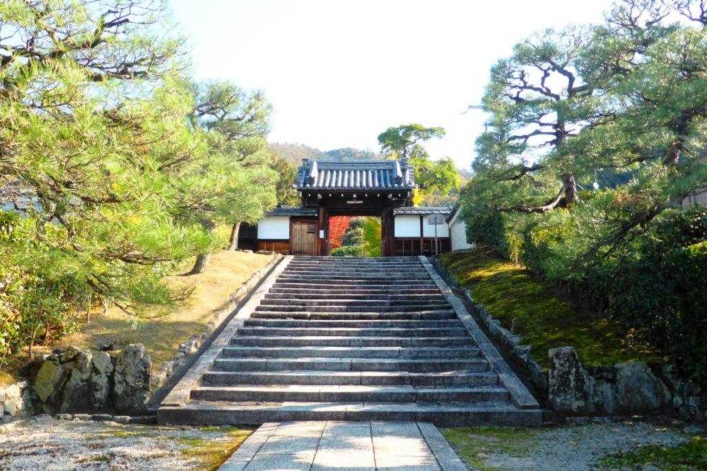 Reikan-ji, Sanmon (Gate)