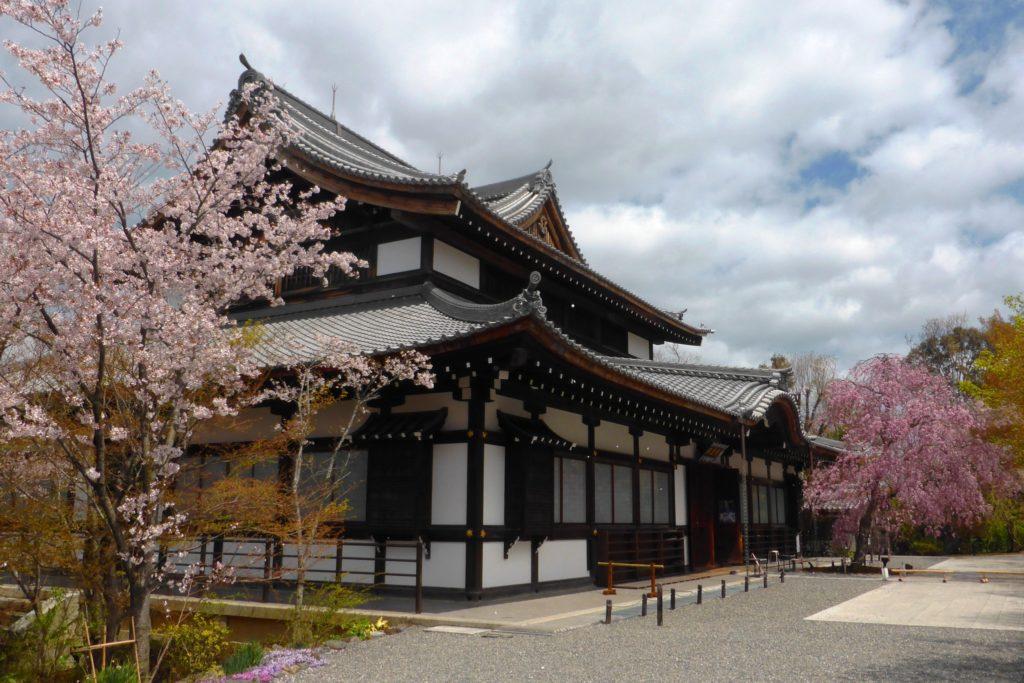 Shogunzuka Seiryu-den, Seiryu-den (Main Hall)