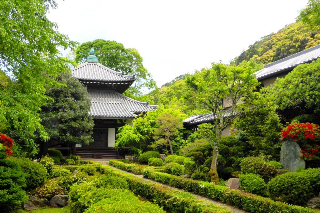 Anraku-ji, Hondo (Main Hall)