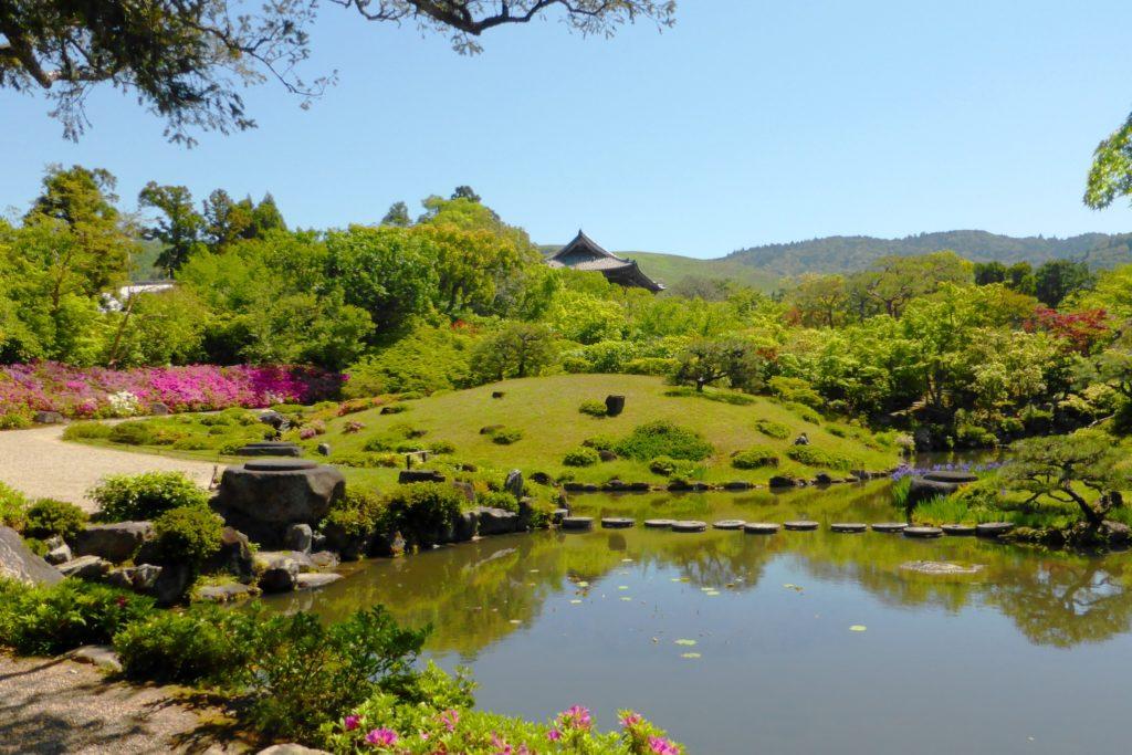 Isui-en, Garden