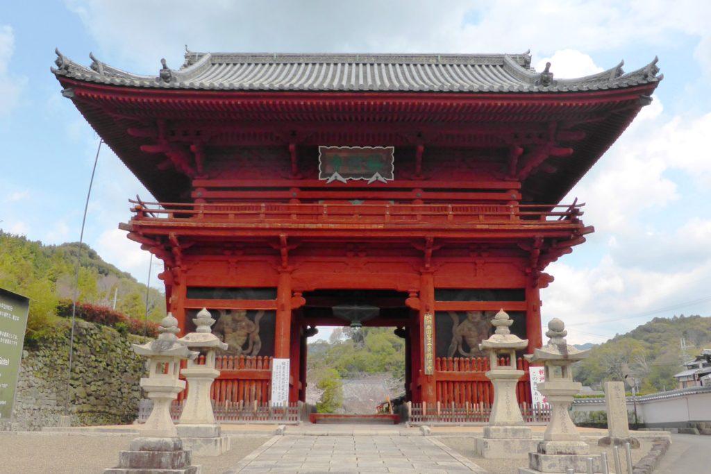 Kokawa-dera, Daimon (Gate)