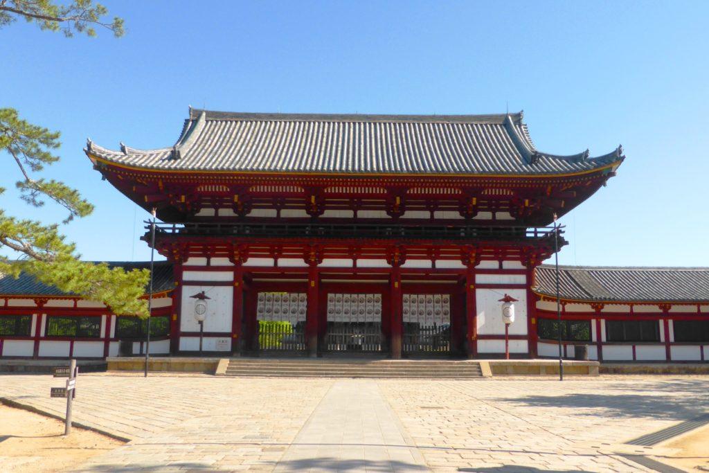 Todai-ji, Chu-mon (Gate)