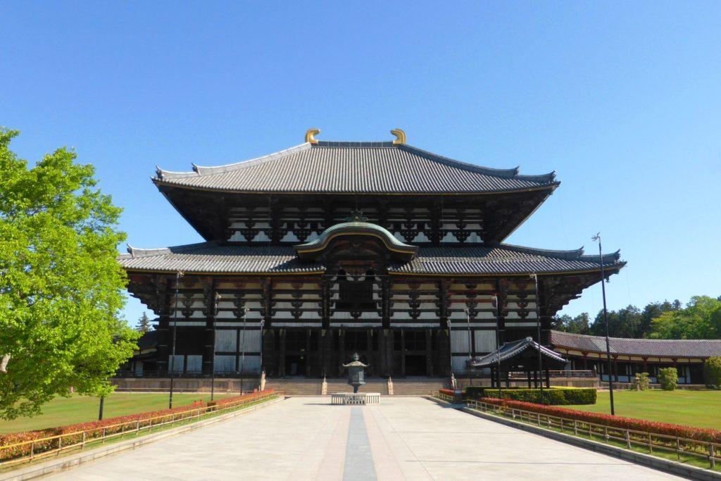 Todai-ji, Daibutsuden (Graet Buddha Hall)