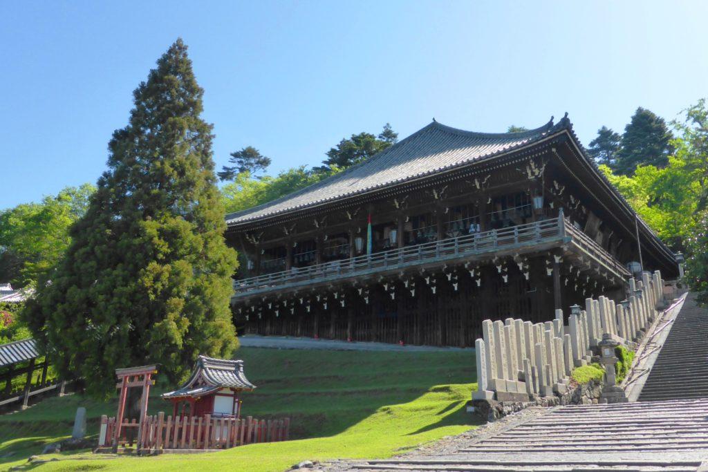 Todai-ji, Nigatsu-do (Worship Hall)